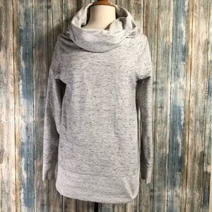Lou&Grey cowl neck sweater size small